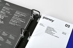 FFFFOUND! #design #folder #typography