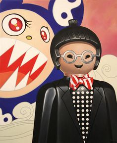 playmobil illustration