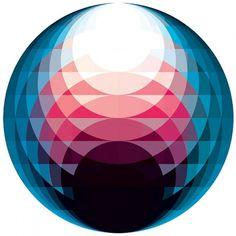 Andy Gilmore Geometric Pattern #gilmore #andy #pattern #panda #geometric #gold