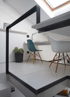 +R Piuerre converts dental studio into compact apartment