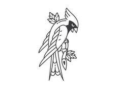 Dribbblecardinal 01 #cardenal
