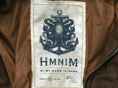 Concept1_sm #mark #clothing #blink #182 #octopus #label #tag #anchor #hmnim