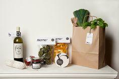 KRAUT & RÃœBEN - Identity #packaging