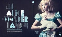 Design Army is pleased to announce their campaign for The Washington Ballet's world premiere of the new show Alice (in Wonderland). #type tr