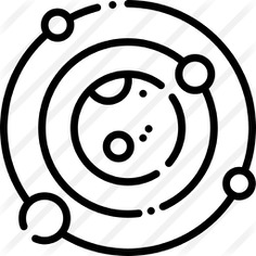 See more icon inspiration related to space, moon, orbit, miscellaneous, planet earth, satellite, astronomy, universe, galaxy, stars and nature on Flaticon.