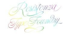 Resistenza « MyFonts