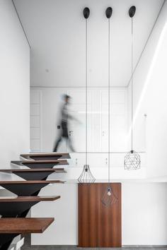 staircase, Portugal / Sérgio Miguel Godinho Arquiteto