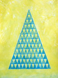 Dan+Bina%2C+Trickle+Down+Theory%2C+3-10-11+copy.jpg (JPEG Image, 533x720 pixels) #abstract #theory #trickle #bina #color #dan #painting #triangles #watercolor