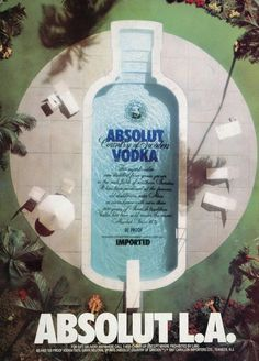 Absolut Vodka Ad Compilation | Design You Trust. World's Most Famous Social Inspiration. #vodka #ad