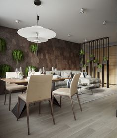 Ozernaya Apartment in Moscow by Buro 108 4