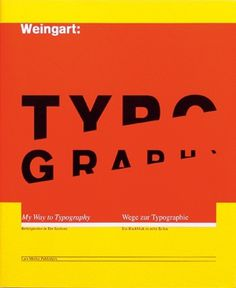 Typography — Lars Müller Publishers