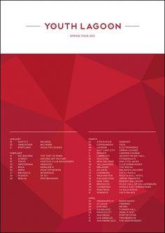 James Kirkups portfolio #geometrical #minimal #poster