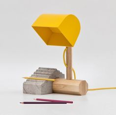 thinkk studio: const lamp