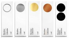 Restylane - TheDieline.com - Package Design Blog #circle #white #metallic