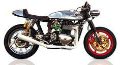 TRIUMPH THRUXTON 904S #motorcycle #triumph