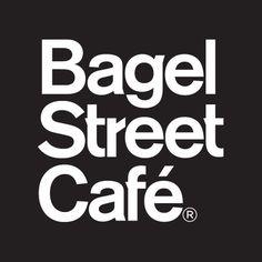 Nikolaj Kledzik – Art Direction & Graphic Design – Bagel Street Café – Visual Identity #signage #logo #identity #branding