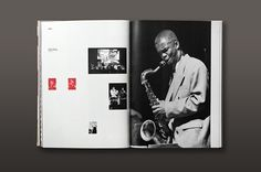MagSpreads - Magazine Design and Editorial Inspiration: Jazz 20 Year Edition Book #layout