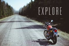 Explore with sota clothing #outdoors #photo #woods #color #camping #photography #exploring #motorcycle