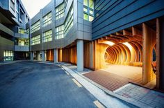 CJWHO ™ (Rest Hole in the University of Seoul, South Korea...)