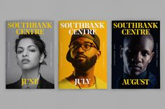 North on creating a new identity for the Southbank Centre - Creative Review