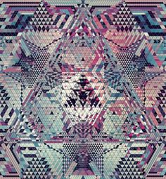 WANKEN - The Blog of Shelby White» Andy Gilmore Geometric Patterns #patterns #geometric