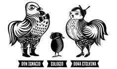 don_belisario_05_fam #illustration #branding