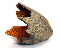 Jessica Drenk Pencil Sculpture