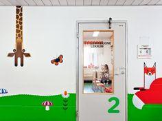Children's Hospital | BOND #agency #fox #bond #illustration #hospital #animals