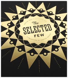 The Selected Few #typography