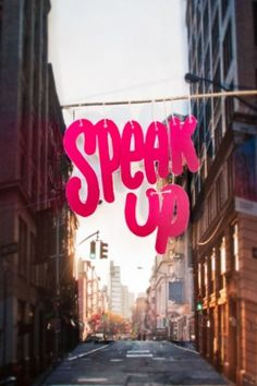 Typeverything.com - Speak Up ( and step out ) by... - Typeverything #typography