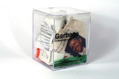 Obama's Inauguration Garbage • 2 | Flickr: Intercambio de fotos #conceptual #sustainability #art #trash #garbage