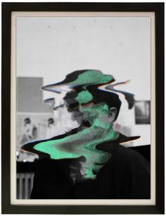deformation - Epok design #mark #epok #design #graphic #experimental #photography #scanner #deformation