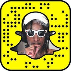 Wiz Khalifa Snapchat Code