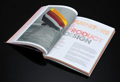 NTU Art & Design Book 08/09 : Andrew Townsend #print #typography