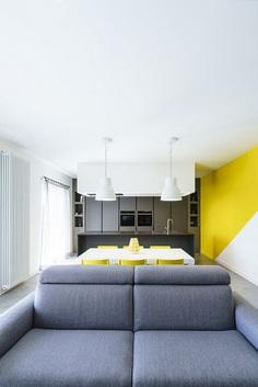 Diagonal Apartment by Brain Factory Architecture & Design 1