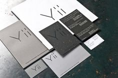 Onion Design | Yii Design Brand identity #white #branding #print #design #black #identity #and #logo