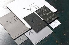 Onion Design | Yii Design Brand identity #white #branding #print #design #black #identity #and #logo