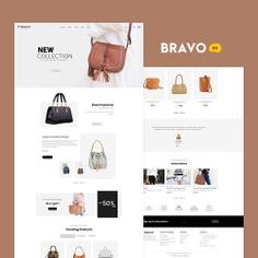 Bravo - WooCommerce Multi-Purpose Responsive Theme | TemplateTrip