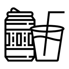 See more icon inspiration related to soda, sugar, food, glass, drink, can, water, food and restaurant, cola, beverage, pop and light on Flaticon.