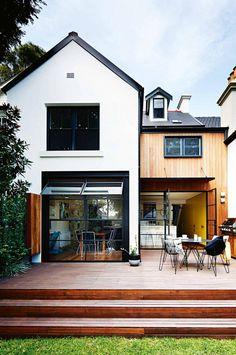 Contemporary Modern Farmhouse Exteriors