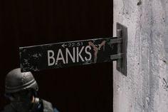 Merde! - Street art #banksy #art #street