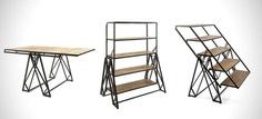 Convertible Shelf / Table from Dot & Bo - Homeli