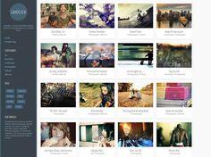 Free Minimalist Portfolio WordPress Themes