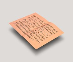 Anke free typeface www.ankesans.com #font #family #zine #fanzine #freebie #typeface #type