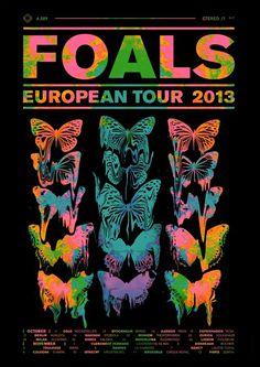 FOALS // Tour Dates