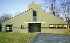 Vanna Venturi House / Robert Venturi