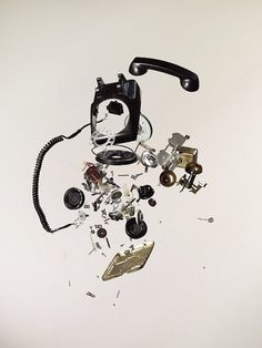 Jonas Eriksson » Every Reason to Panic #photography #telephone