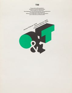 TM Cover from 1979 issue 1 #cover #layout #editorial #magazine #typography