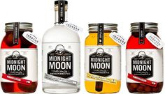 midnight-moon.jpg (635×366) #labels #midnight #packaging #moonshine #bottles #moon
