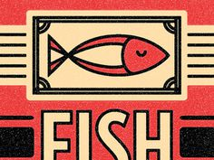 Fish #icon #illustration #fish